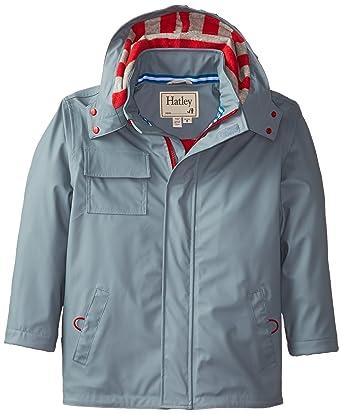 105acb01e Amazon.com  Hatley Boys  Splash Jacket  Clothing