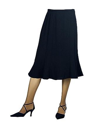 Falda Lisa para Mujer: Amazon.es: Ropa y accesorios