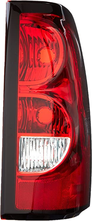 TYC 11-5851-01-1 Chevrolet Right Replacement Tail Lamp