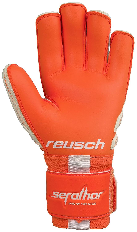 Amazon.com   Reusch Soccer Reusch Serathor Pro G2 Evolution Goalkeeper  Glove d34fb03a17