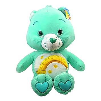 Osos Amorosos - Peluche Verde Claro Deseosito 70 cm