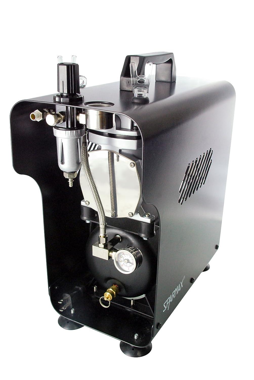 Sparmax Compresor silencioso en seco TC-620/X para aer/ógrafo