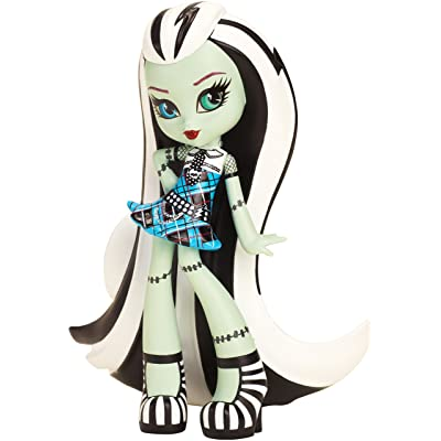 Monster High Vinyl Collection Frankie Stein Figure: Toys & Games