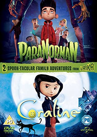 Amazon Com Paranorman Coraline Movies Tv