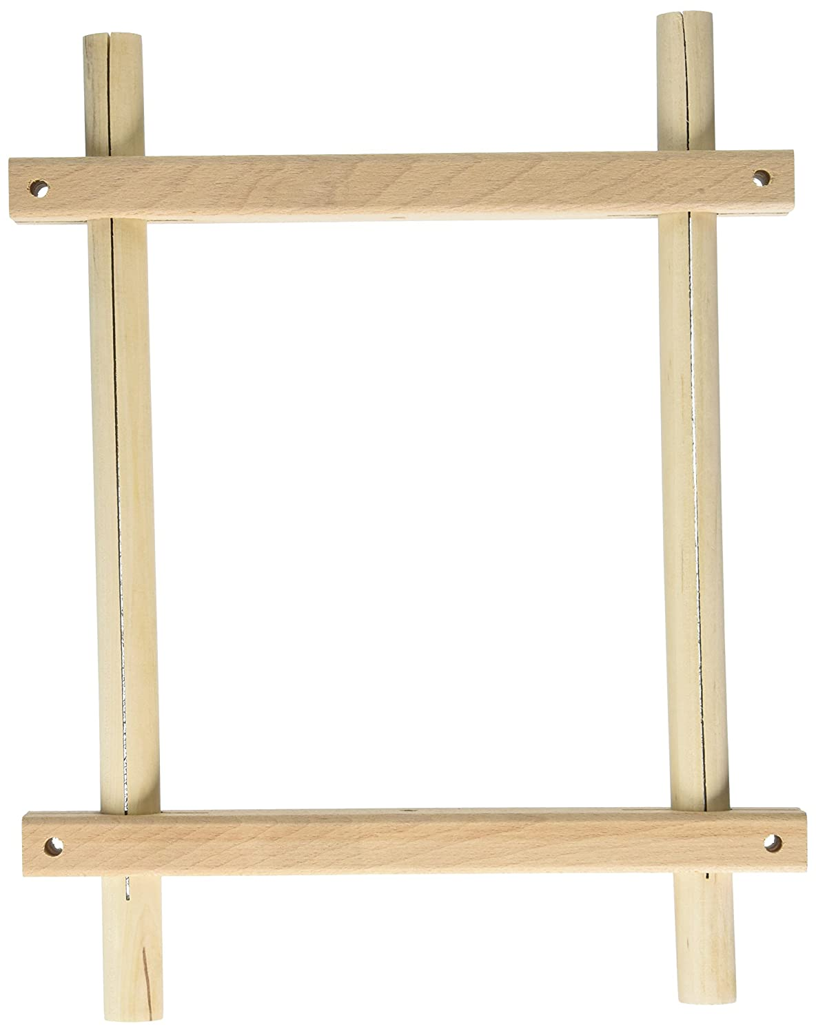 Edmunds Split Rail Scroll Frame, 8-1/2 by 24-Inch Notions - In Network 2997