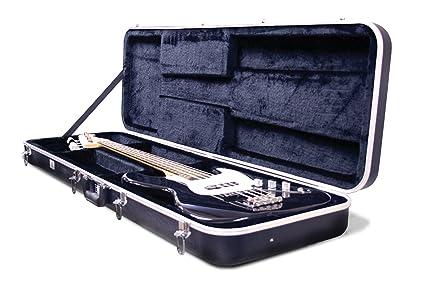 GATOR GC-BASS-NE - Estuche para bajo (interior moldeado): Amazon.es: Instrumentos musicales