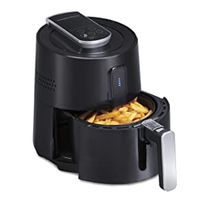 Hamilton Beach 35050, 2.5 Liters, Black Air Fryer