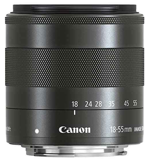 77 opinioni per Canon EF-M 18-55mm f/3.5-5.6 IS STM