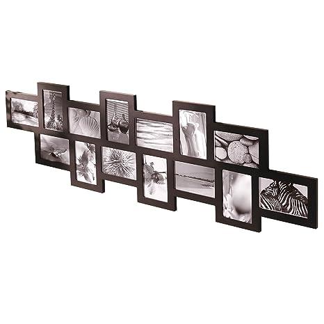 PureDay Dallas - Juego de 14 cuadros para composiciones fotográficas (formato 10 x 15 cm