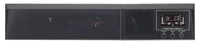 POWERWALKER VFI 1500 RMG PF1 1500VA 1500W Online USV Tower//Rack Doppelwandler SNMP Slot Leistungsfaktor Eins