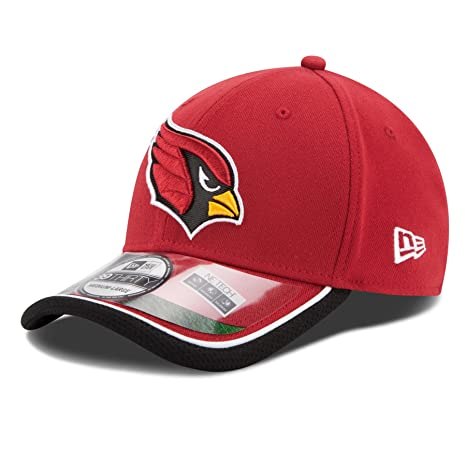0a16b00b0 Image Unavailable. Image not available for. Color  Arizona Cardinals New  Era 39THIRTY ...