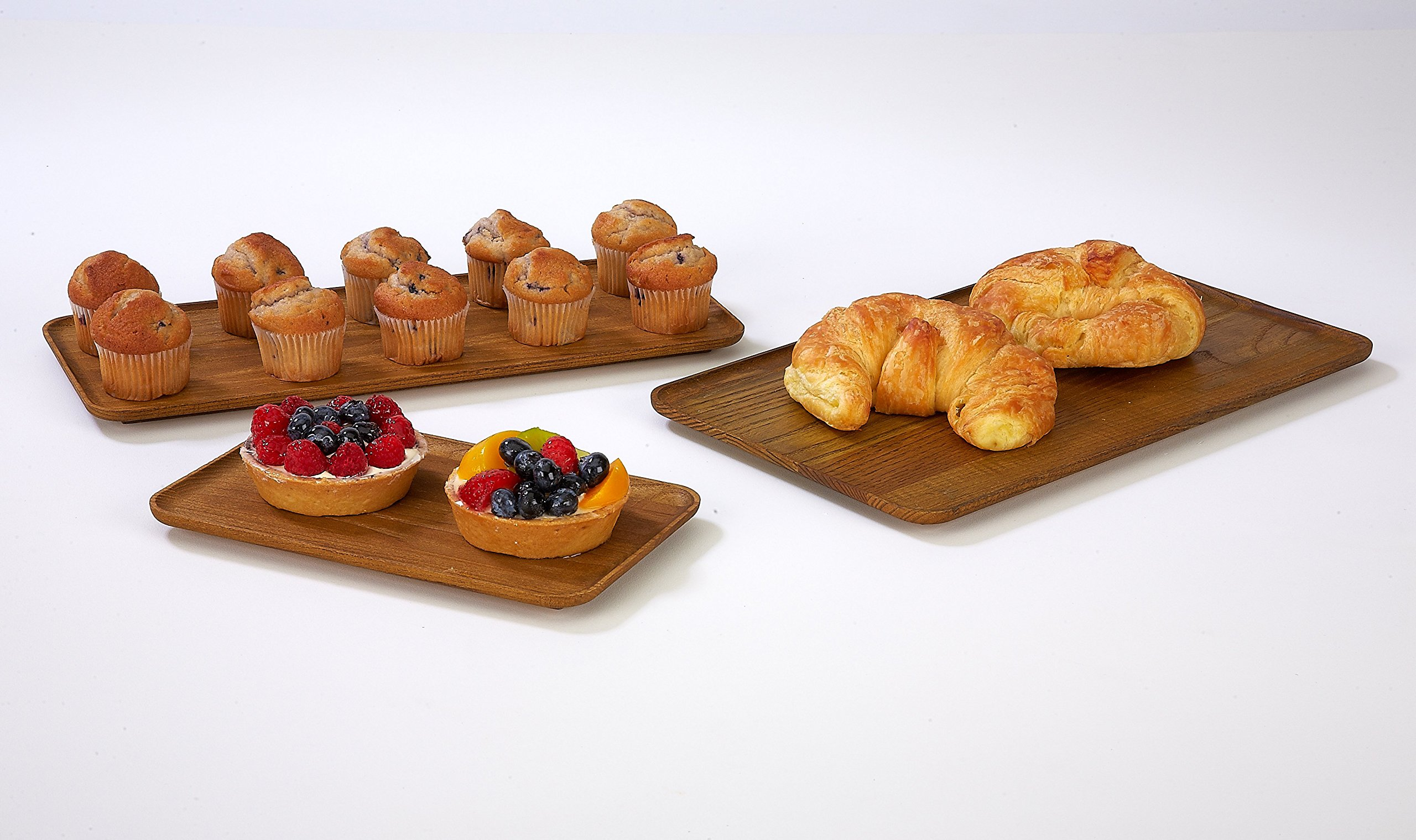 Redwood Serving Tray by IMPULSE! (Image #1)