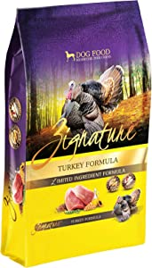 Zignature Limited Ingredient Formula Grain-Free Dry Dog Food