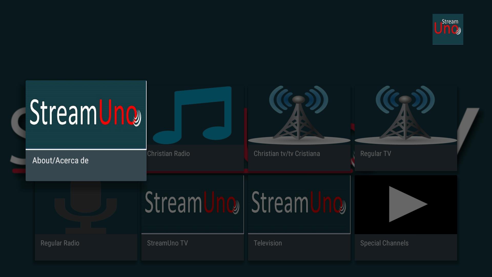 Stream Uno Tv: Amazon.es: Appstore para Android