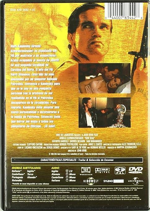 Ejecutor [Italia] [DVD]: Amazon.es: Arnold Schwarzenegger ...