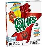Betty Crocker Fruit Snacks, Fruit Roll-Ups, Variety Snack Pack, 10 Rolls, 0.5 oz Each