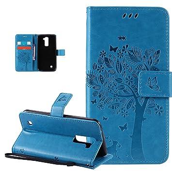 Carcasa LG K10, - Funda LG K10, ikasus® - Carcasa LG K10 ...