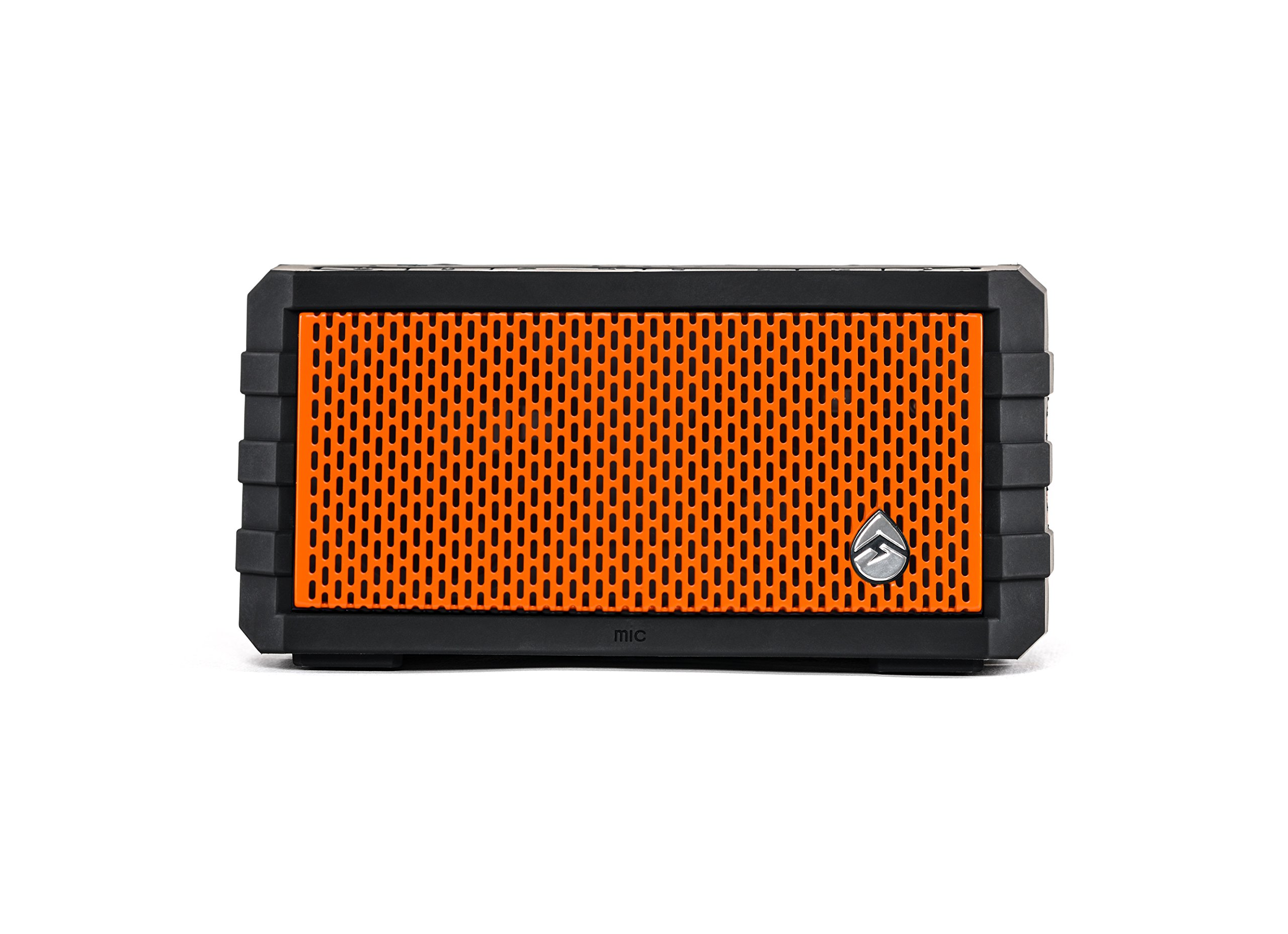 Ecoxgear Sol Jam Solar-powered Waterproof Speaker (orange) by ECOXGEAR (Image #2)