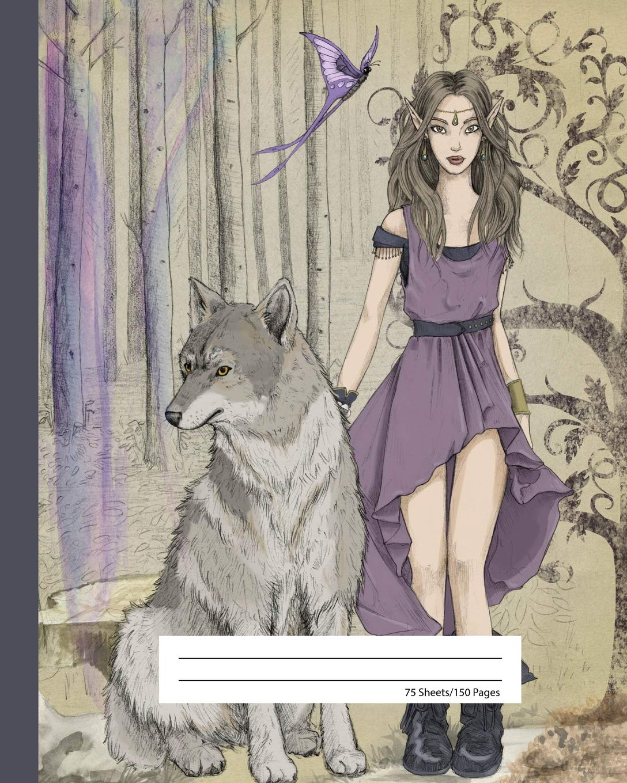 Dire Wolf Art Fantasy