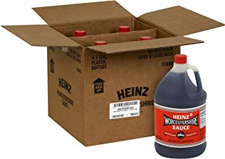 product image for Heinz Worcestershire Sauce (1 gal Jugs, Pack of 4)