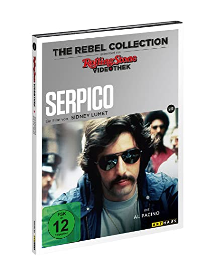 Serpico (Rolling Stone Videothek) [Italia] [DVD]