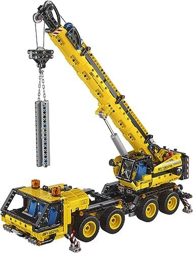 Lego Technic Mobile Crane Building Kit