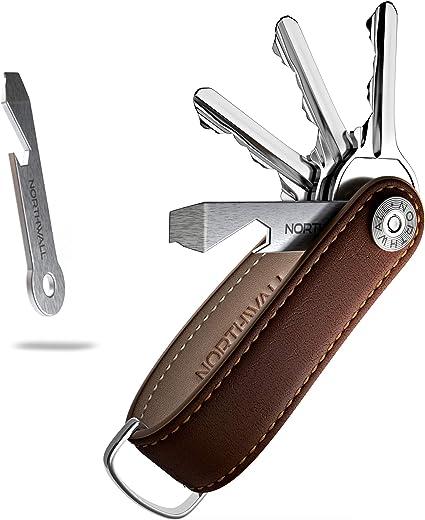 Fashion Key Organizer Holder Key Clip Smart Flexible Key Chains Case KeychaBIBB
