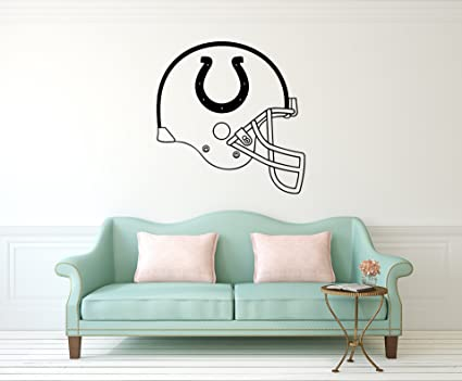 timeless design a5526 816d8 Advanced store Indianapolis Colts Logo Wall Vinyl Decals ...