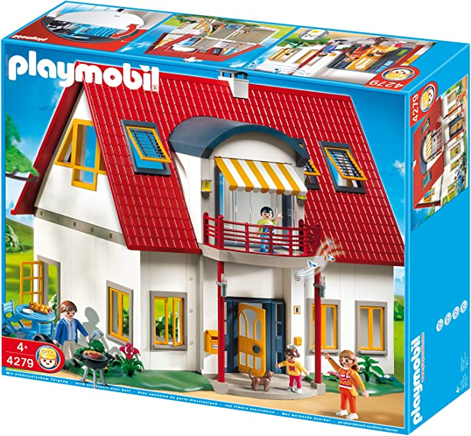 Playmobil Haus - Playmobil Neues Wohnhaus