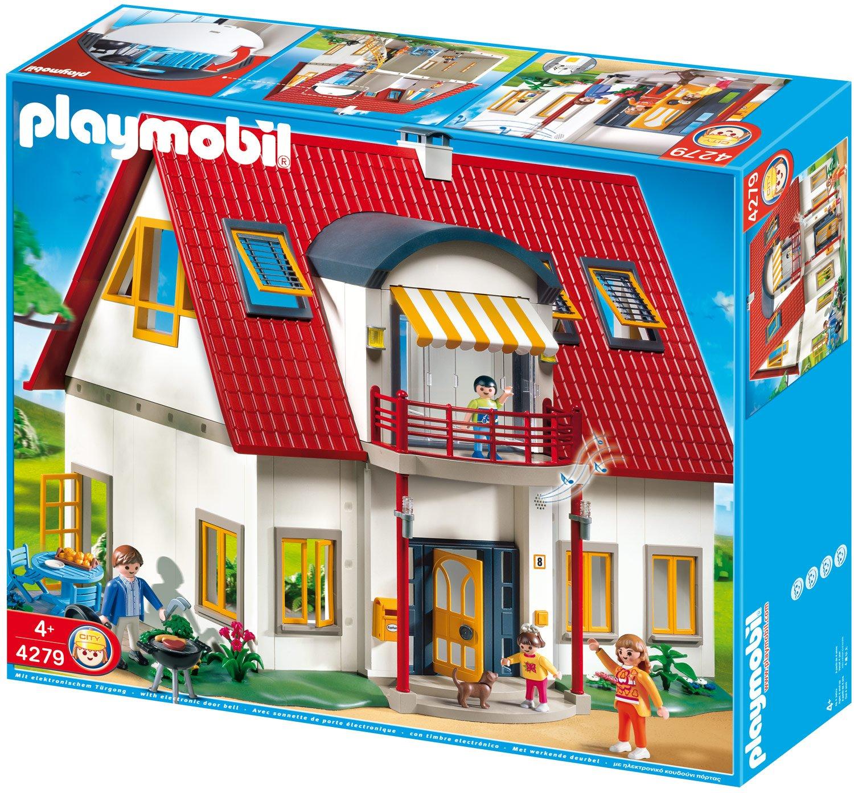 Amazon.de:PLAYMOBIL 4279 - Neues Wohnhaus