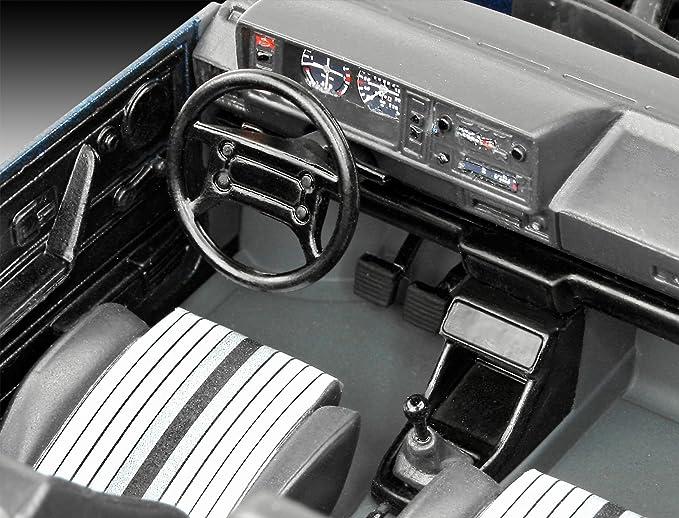 Revell 05694 12 Maqueta de 35 Years Volkswagen Golf GTI Tapicería en escala 1: 24, niveles 4: Amazon.es: Juguetes y juegos