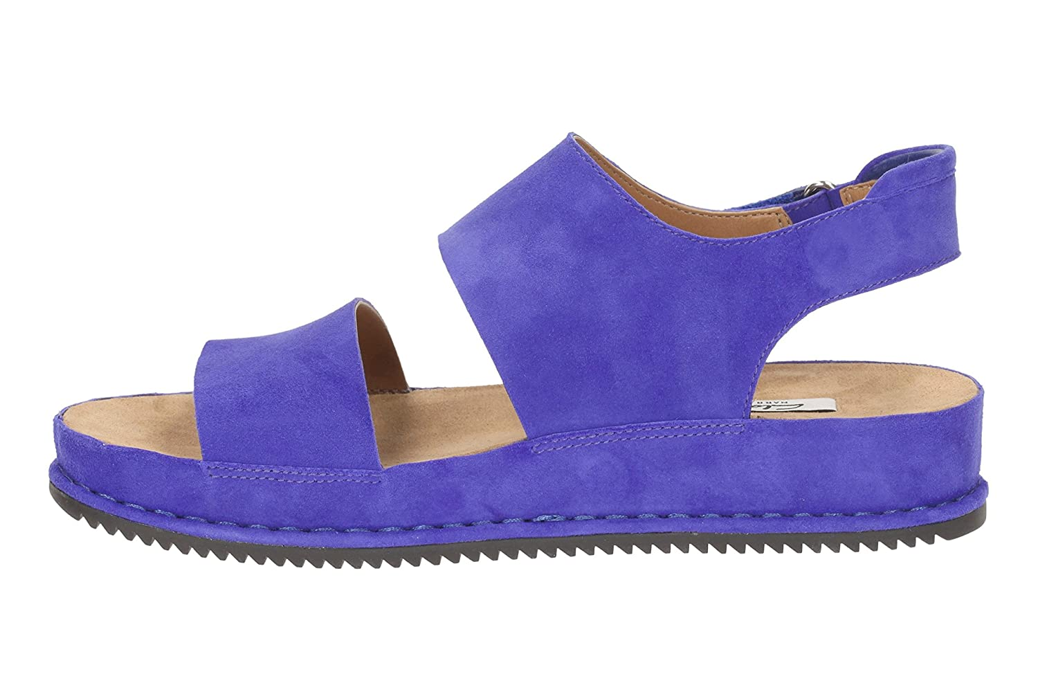 37094f96a Clarks Women s Alderlake Sun Cobalt Fashion Sandals  Buy Online at Low  Prices in India - Amazon.in