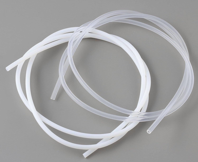 Teflon PTFE Polytetrafluoroetileno para impresora 3D transparente ...