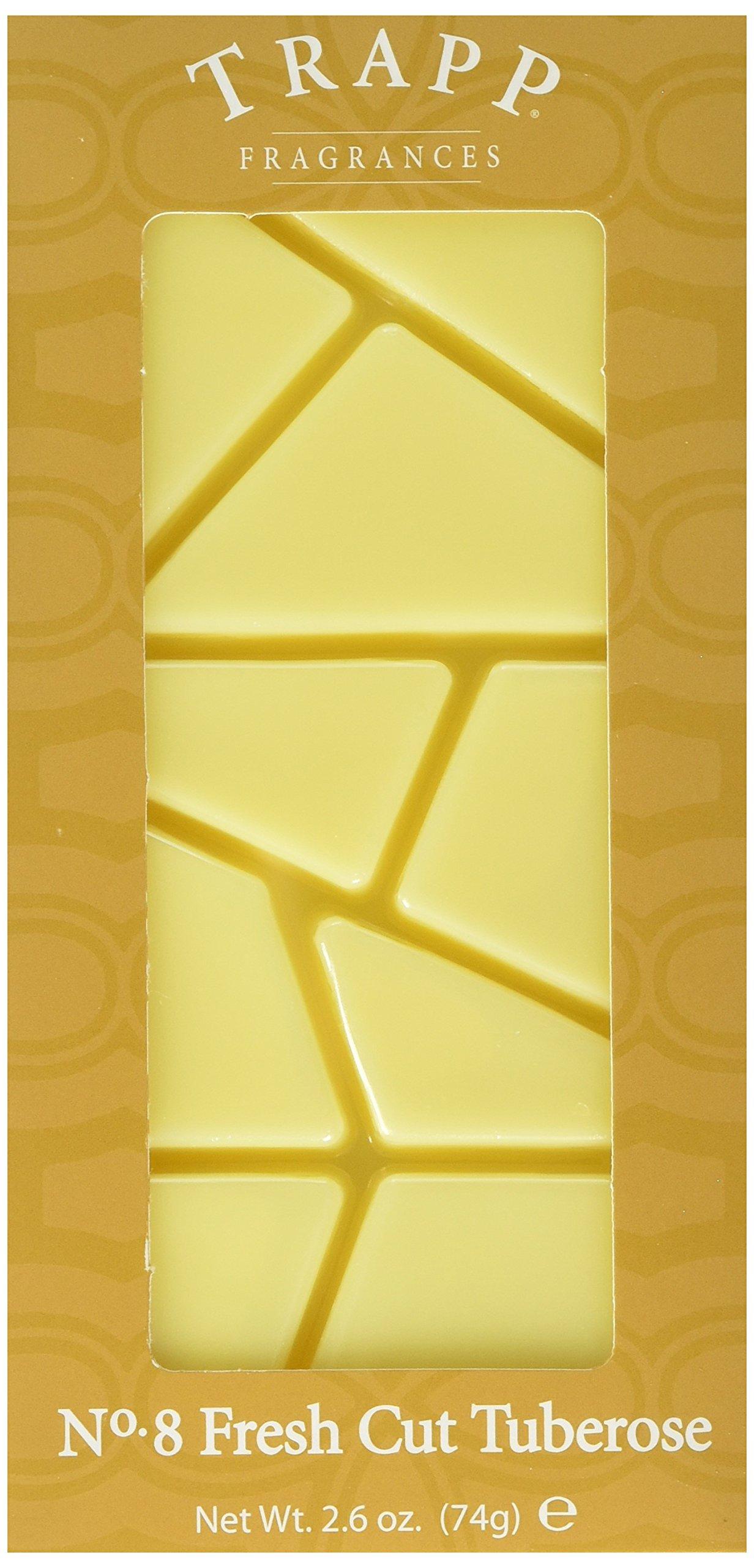 Trapp Home Fragrance Melt, No. 8 Fresh Cut Tuberose, 2.6-Ounce
