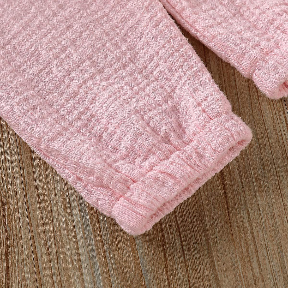 mimixiong Newborn Baby Girls One Piece Romper Clothes Sleeveless Jumpsuit Ruffled Strap Summer Bodysuit