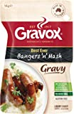 Gravox Our Best Ever Bangers n Mash Liquid Gravy Pouch