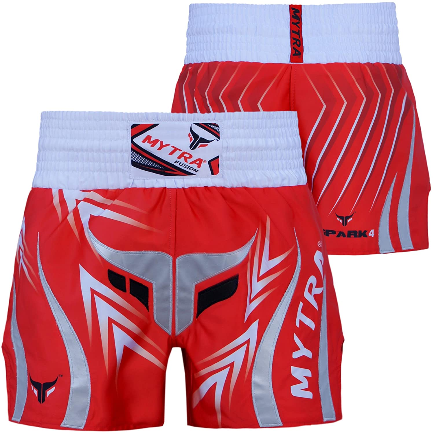 Mytra Fusion Pro Boxing Shorts for Muay Thai Training Punching, Sparring Fitness Gym Clothing Fairtex jiu jitsu MMA Muay Thai Kickboxing Equipment Trunks