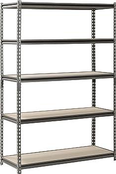 Muscle Rack 5-Level Heavy Duty-Steel Shelving