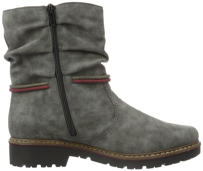 Rieker Damen Z4593 Kurzschaft Stiefel