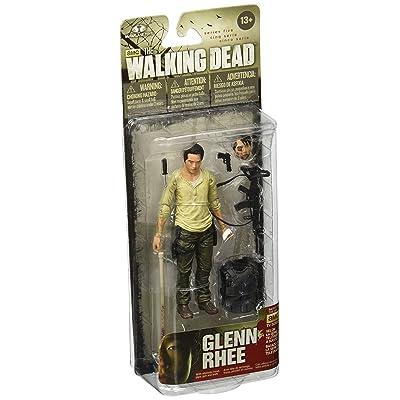 McFarlane Toys The Walking Dead TV Series 5 Glenn Action Figure: Toys & Games