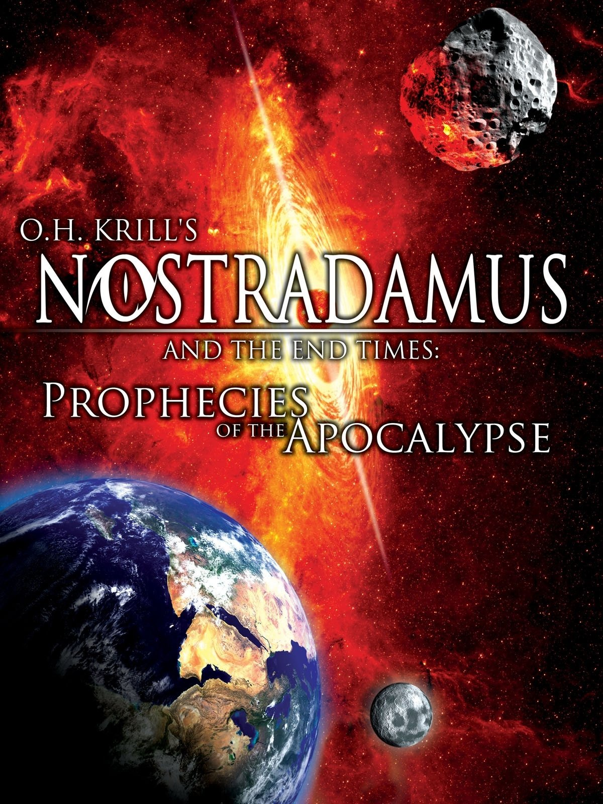 Nostradamus and the End Times: Prophecies of the Apocalypse on Amazon Prime Video UK