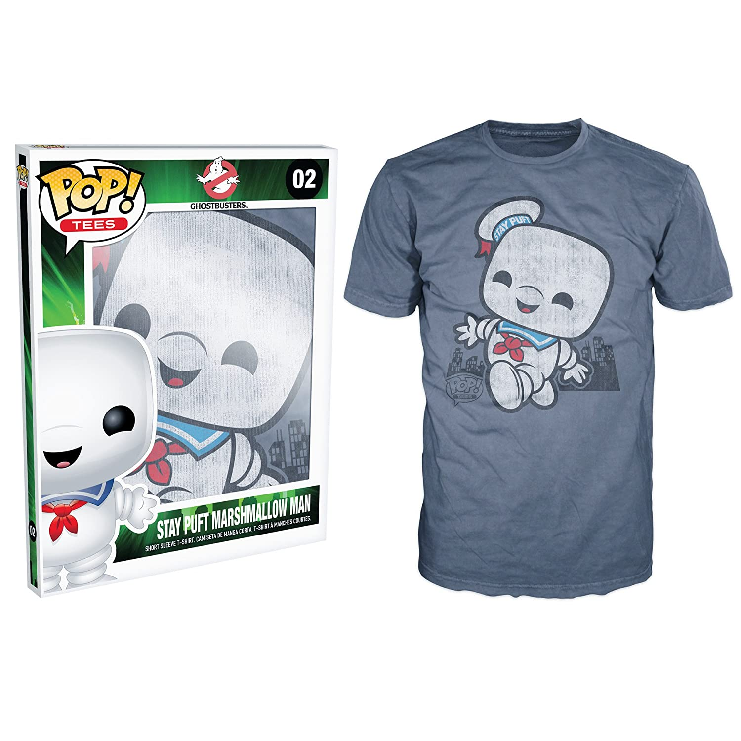 Funko Ghostbusters - Stay Puft Marshmallow T-Shirt