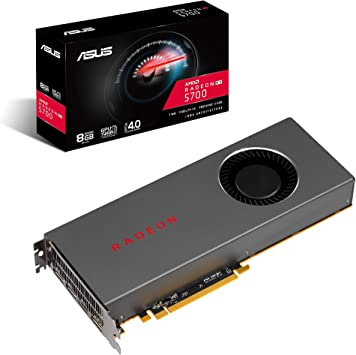 Amazon.com: Asus AMD Radeon Rx 5700 PCIe 4.0 VR Ready ...