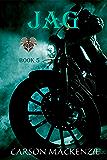 Jag (Black Hawk MC Book 5)