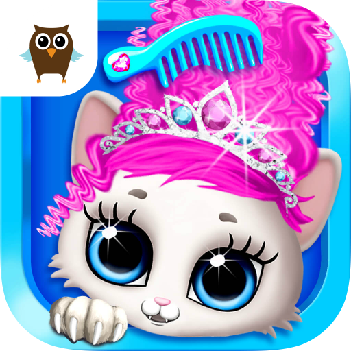 Kitty Meows (Kitty Meow Meow - My Cute Cat Day Care & Fun)