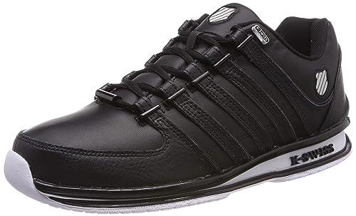 6a301e276c0227 K-Swiss Men s Rinzler Sp Low-Top Sneakers  Amazon.co.uk  Shoes   Bags
