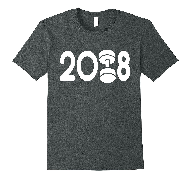 New Year 2018 T Shirt Bodybuilders-Teeae