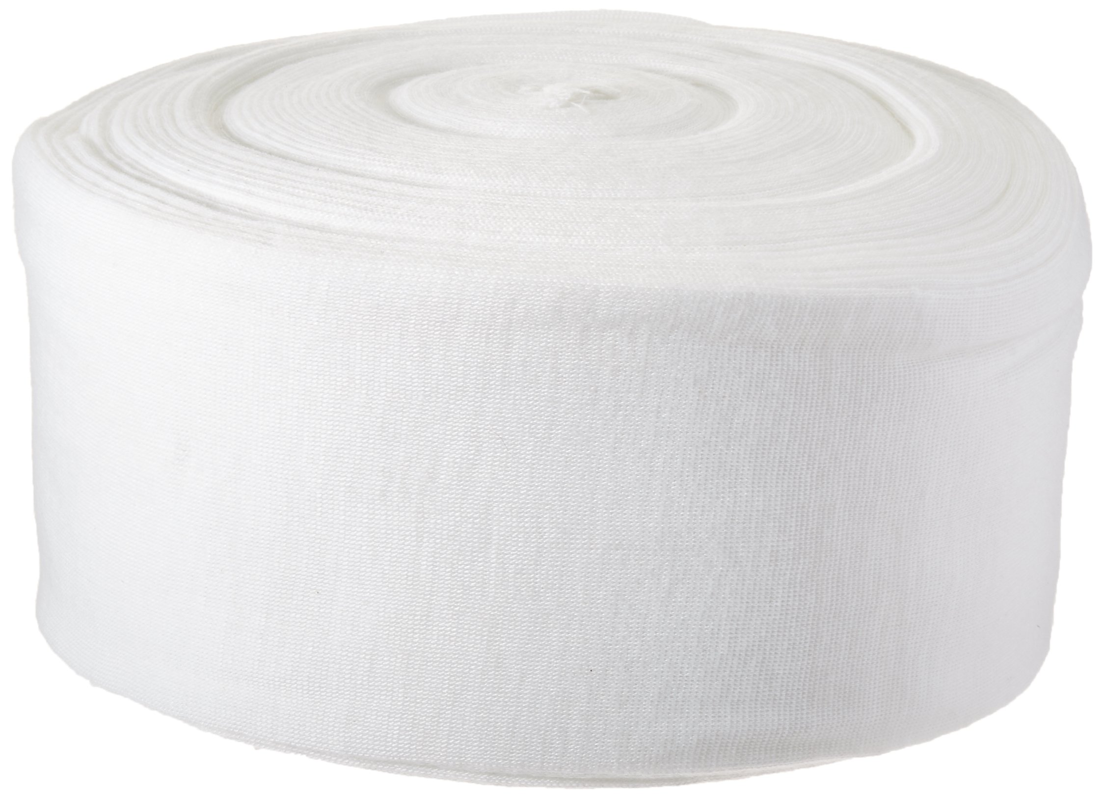 Rolyan Stockinette with Anti-Microbial Built-In, Multiple Sizes, 25 Yard Roll, Tubular Arm Stockinette for Cast, Brace, and Splint Padding, Odor Resistant, Antimicrobial, 100% Polyester Wrap