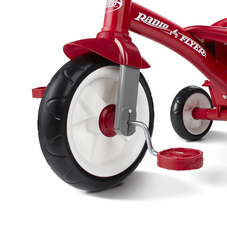 Amazon.com: Radio Flyer - Triciclo, color rojo, rojo ...