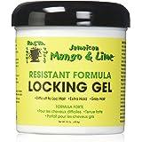 Jamaican Mango and Lime Resistant Formula Locking Hair Gel, 16 Oz
